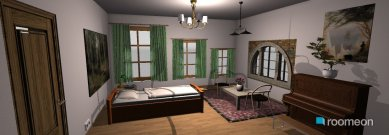 Raumgestaltung Ace Severino in der Kategorie Schlafzimmer