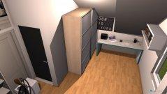 Raumgestaltung adam4 in der Kategorie Schlafzimmer