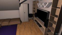 Raumgestaltung adam in der Kategorie Schlafzimmer