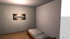 Raumgestaltung adgf in der Kategorie Schlafzimmer