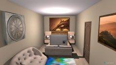 Raumgestaltung aeras in der Kategorie Schlafzimmer
