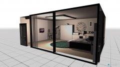 Raumgestaltung agnieszka gontarz in der Kategorie Schlafzimmer