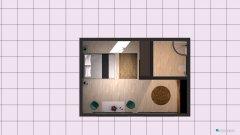 Raumgestaltung Airport Living_test in der Kategorie Schlafzimmer