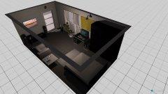 Raumgestaltung alcoba  robinson in der Kategorie Schlafzimmer