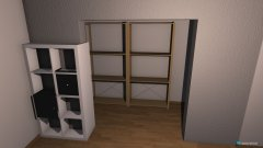 Raumgestaltung alex raum in der Kategorie Schlafzimmer