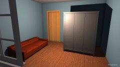 Raumgestaltung alex zimmer in der Kategorie Schlafzimmer