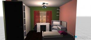 Raumgestaltung Alexa Room in der Kategorie Schlafzimmer