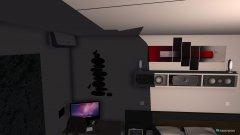 Raumgestaltung Alexanders WG ZImmer in der Kategorie Schlafzimmer