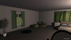 Raumgestaltung ALEXYA  in der Kategorie Schlafzimmer