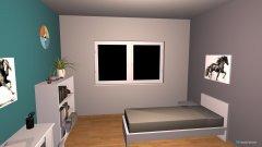 Raumgestaltung alina2 in der Kategorie Schlafzimmer