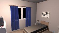 Raumgestaltung alinazimmer in der Kategorie Schlafzimmer