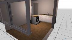 Raumgestaltung Alternative 1 in der Kategorie Schlafzimmer