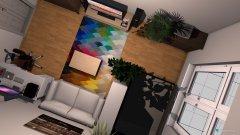 Raumgestaltung Alternative1 in der Kategorie Schlafzimmer