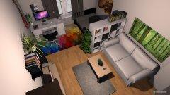 Raumgestaltung Alternative2 in der Kategorie Schlafzimmer
