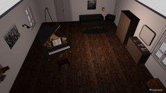 Raumgestaltung Altes Haus in der Kategorie Schlafzimmer