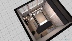 Raumgestaltung altstadtwohnung schafzimmer 2 in der Kategorie Schlafzimmer