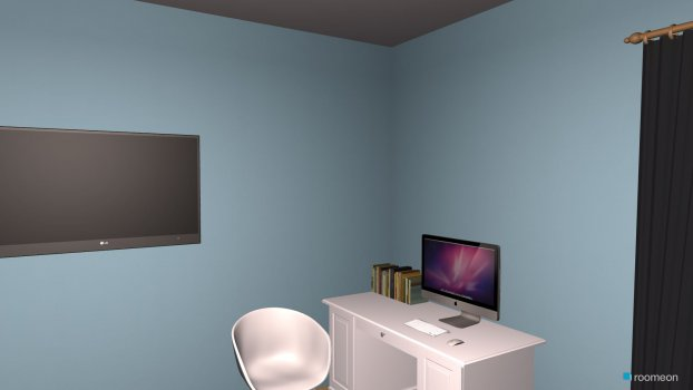 Raumgestaltung Amazing Bedroom in der Kategorie Schlafzimmer