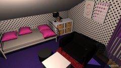 Raumgestaltung amelia in der Kategorie Schlafzimmer
