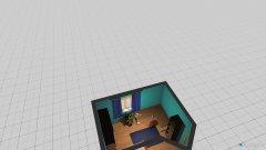 Raumgestaltung Amelies Zimmerversuch1 in der Kategorie Schlafzimmer