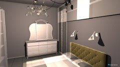 Raumgestaltung amr in der Kategorie Schlafzimmer