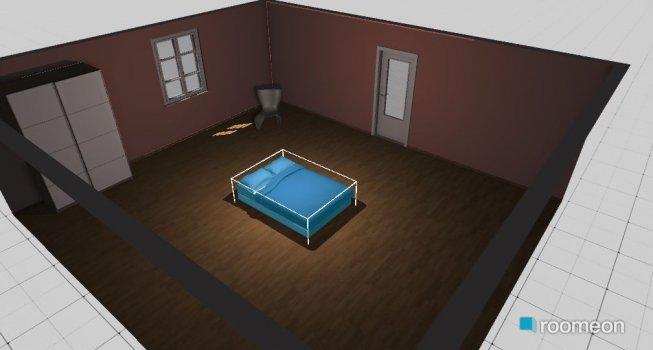 Raumgestaltung Ana Vassalo in der Kategorie Schlafzimmer