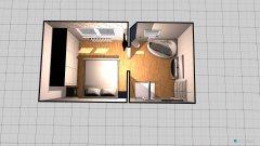 Raumgestaltung anbau schlafzimemr-bad in der Kategorie Schlafzimmer