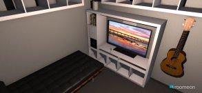Raumgestaltung anders værelse in der Kategorie Schlafzimmer