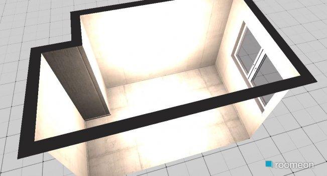 Raumgestaltung andreas bedroom in der Kategorie Schlafzimmer