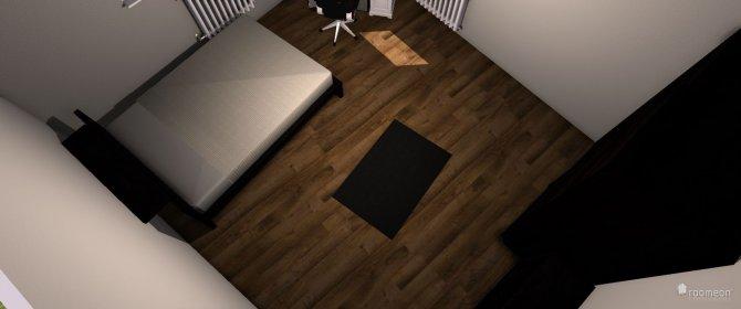 Raumgestaltung Andreas in der Kategorie Schlafzimmer