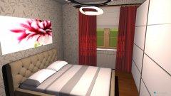 Raumgestaltung Andrej2 in der Kategorie Schlafzimmer