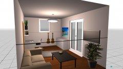 Raumgestaltung Andres Zimmer in der Kategorie Schlafzimmer