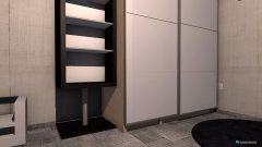 Raumgestaltung Andri in der Kategorie Schlafzimmer