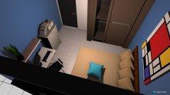 Raumgestaltung Andy2 in der Kategorie Schlafzimmer