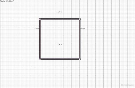 Raumgestaltung Anfang  in der Kategorie Schlafzimmer