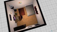 Raumgestaltung Angelos Zimmer 2 in der Kategorie Schlafzimmer