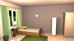 Raumgestaltung Ania in der Kategorie Schlafzimmer