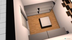 Raumgestaltung ankleide in der Kategorie Schlafzimmer