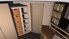 Raumgestaltung Anna-Lena in der Kategorie Schlafzimmer