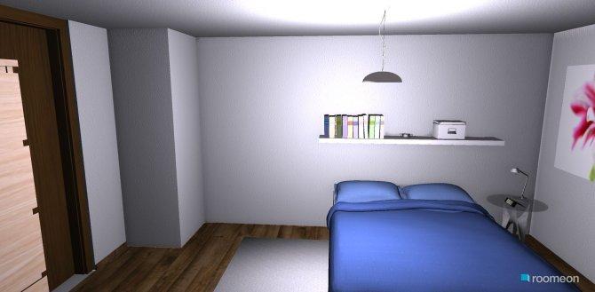 Raumgestaltung Anna Zimmer in der Kategorie Schlafzimmer
