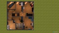 Raumgestaltung Anne Frank OG 1.0 in der Kategorie Schlafzimmer