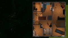 Raumgestaltung Anne Frank OG 2.1 in der Kategorie Schlafzimmer