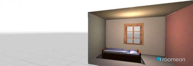 Raumgestaltung anne2 in der Kategorie Schlafzimmer