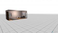 Raumgestaltung anne in der Kategorie Schlafzimmer