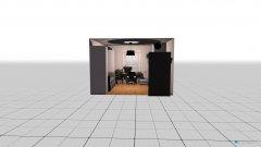 Raumgestaltung annes zimmer 2 in der Kategorie Schlafzimmer