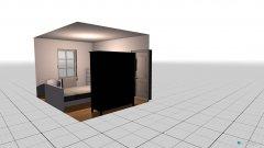 Raumgestaltung anni in der Kategorie Schlafzimmer