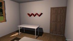 Raumgestaltung Aof's room in der Kategorie Schlafzimmer