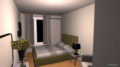 Raumgestaltung apartman 2 in der Kategorie Schlafzimmer