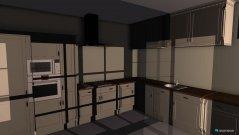 Raumgestaltung apartment 3d in der Kategorie Schlafzimmer