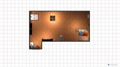 Raumgestaltung Apartment 5 in der Kategorie Schlafzimmer