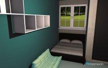 Raumgestaltung April & Lito Room in der Kategorie Schlafzimmer